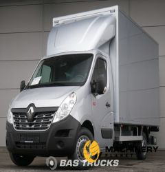 Renault Master 145PK A/C  New