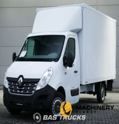 Renault Master 2.3 dCi 165 19m3 A/C