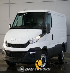 IVECO Daily 35S13 130pk L1H1 7m3 A/C  2016