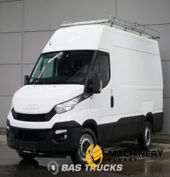 IVECO Daily 35S17 3.0 170PK L2H2 11m3 A/C  2016