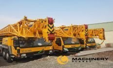 XCMG -100T-TRUCK CRANE, QY100K  USED & FACTORY REFURBISHED-2017/18, JUST ARRIVED