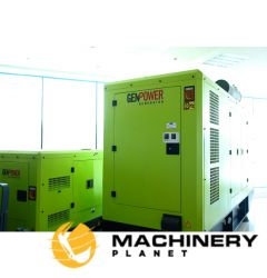 2016 Generator, 50KVA, Perkins Engine, with Canopy